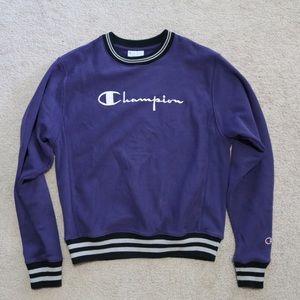 Champion Old School Crewneck Sweatshirt